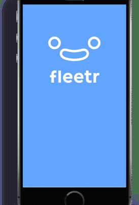 Fleetr as an App