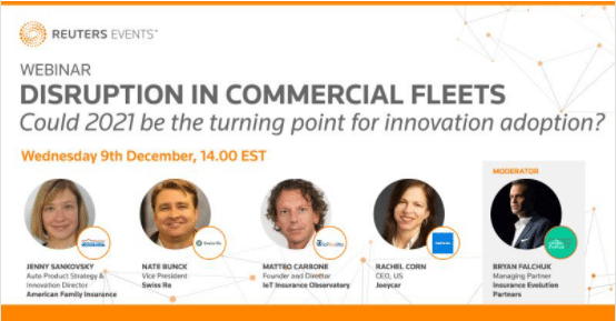 Disruption in commercial fleets
