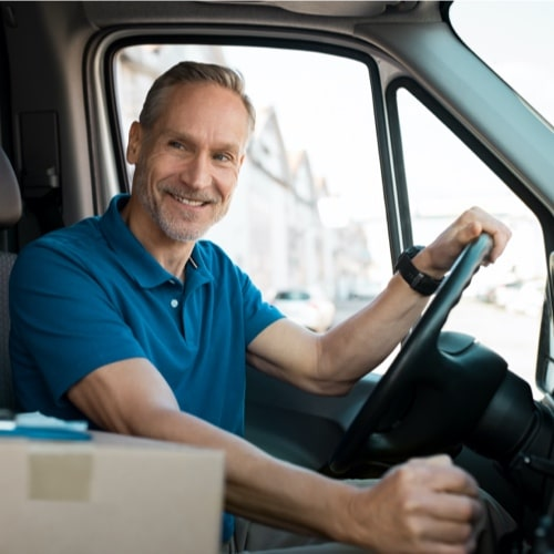 Fleetr helps keep your drivers safe